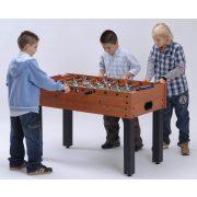 Capetan® Kick 50 Junior Asztalifoci asztal - junior csocsóasztal masszív, négyszögletes formájú szintezhető lábakkal