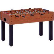 Capetan® Kick 50 Junior Asztalifoci asztal telescop rudazattal - junior csocsóasztal teleszkópos rudazattal, masszív négyszögletes, szintezhető lábakkal