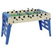 Garlando Open Air behajthatható lábú kültéri csocsóasztal átmenő rudazattal