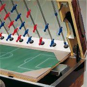 Garlando Olympic - Olimpia érmevizsgálós asztalifoci asztal átmenő rudazattal