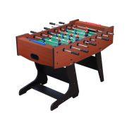 Felcsukható csocsóasztal - összecsukható lábú csocsóasztal